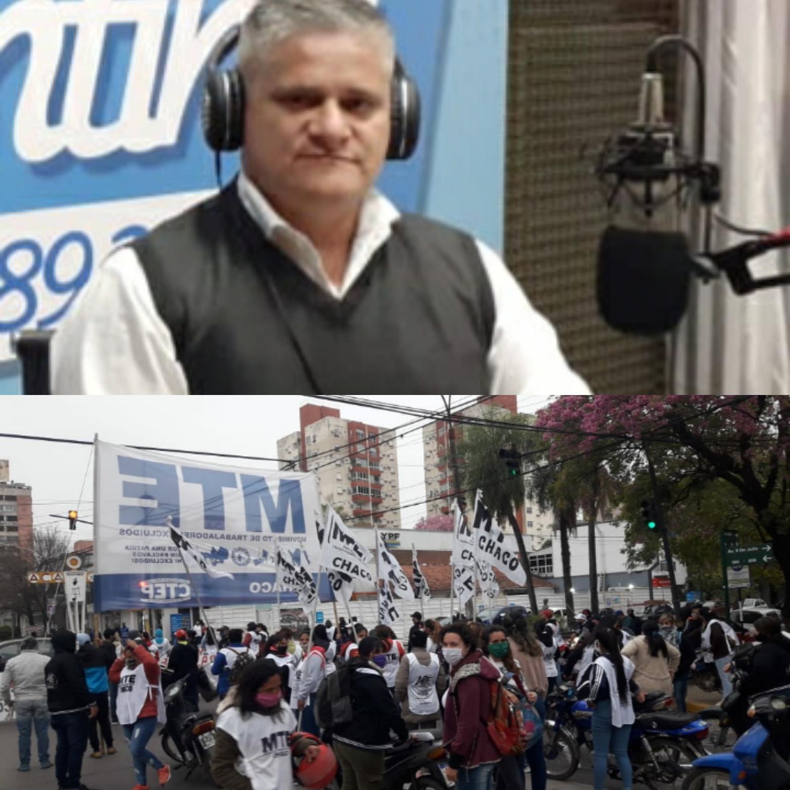 CHACO: El debate social ¿Se debe salir o no a las calles en tiempos de pandemia?