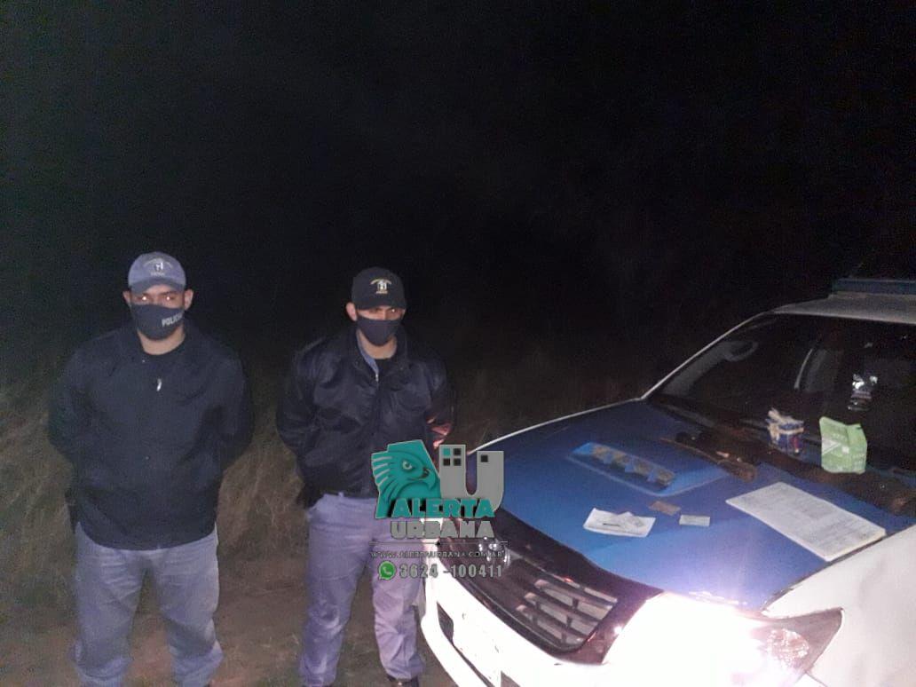 Comisaría Makalle: operativo zona rural