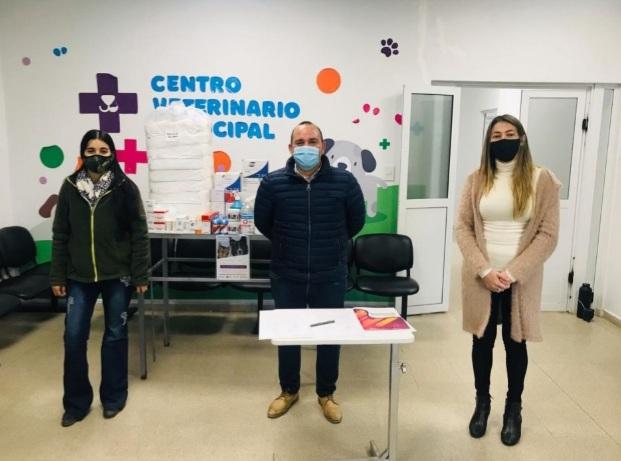 Se reanudan las castraciones en el Centro Veterinario Municipal de Resistencia.