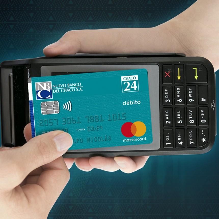Se reinicia este lunes, la entrega de tarjetas de débito Chaco 24 para beneficios IFE