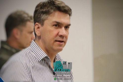 """Leandro Zdero: """"Queremos fortalecer de manera integral el sistema sanitario"""""""