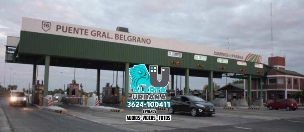Desde hoy aumenta el peaje en estación del puente Chaco-Corrientes y en Makallé