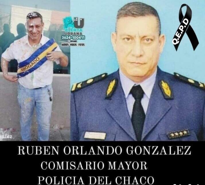 La policía del Chaco pierde otro integrante