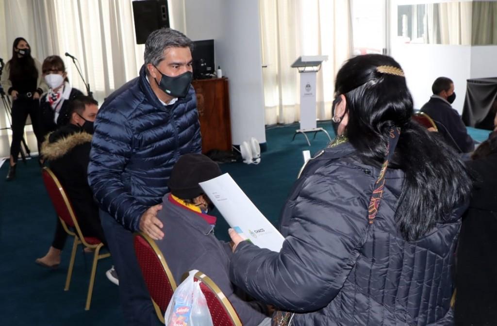 El gobierno entregó 331 pensiones provinciales y 140 ayudas económicas para los ciudadanos