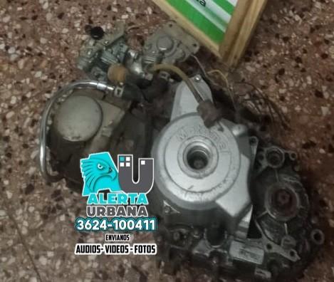 Tres motos y un motor fueron recuperados en diversos operativos