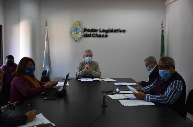 Legislatura: cierra el semestre con la novena sesión ordinaria de 2021
