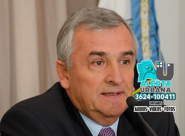 Morales apuntó contra Vidal: tomó una