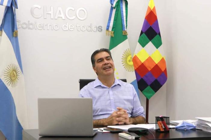 El gobernador Jorge Capitanich, junto a varios gobernadores, llegaron al acuerdo de tres acciones