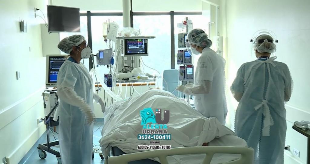 COVID-19: notifican otros 295 contagios y 12 personas fallecidas en el Chaco