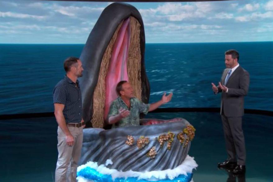 El hombre que fue tragado por una ballena contó cómo hizo para sobrevivir