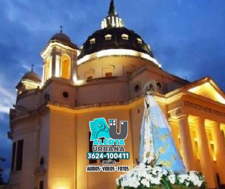 Se celebra hoy el 121 Aniversario de la coronación pontificia de la Virgen de Itatí