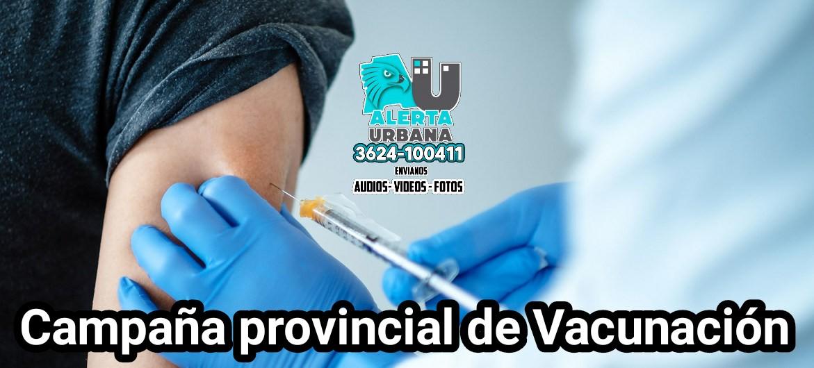 Plan Provincial de Vacunación contra COVID-19