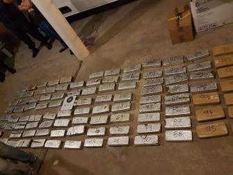 Corrientes: desapareció un cargamento de marihuana en un depósito de la Policía Aeroportuaria