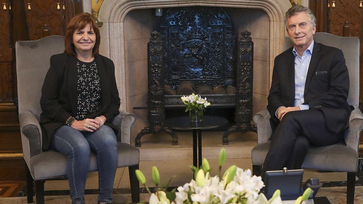 Mauricio Macri y Patricia Bullrich imputado por el envío de arma a Bolivia