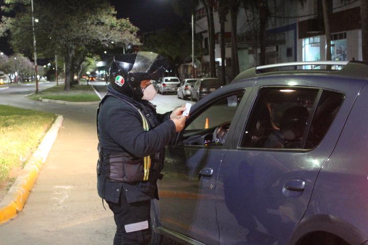 Resistencia: 16 vehículos terminaron en el corralón municipal