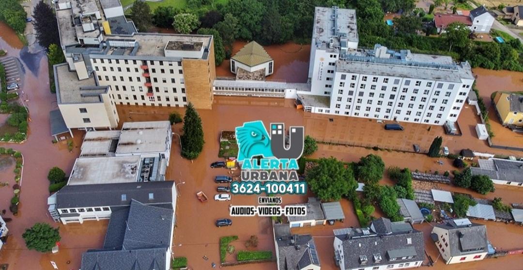 Sube a 165 el número de muertos por las inundaciones en Alemania