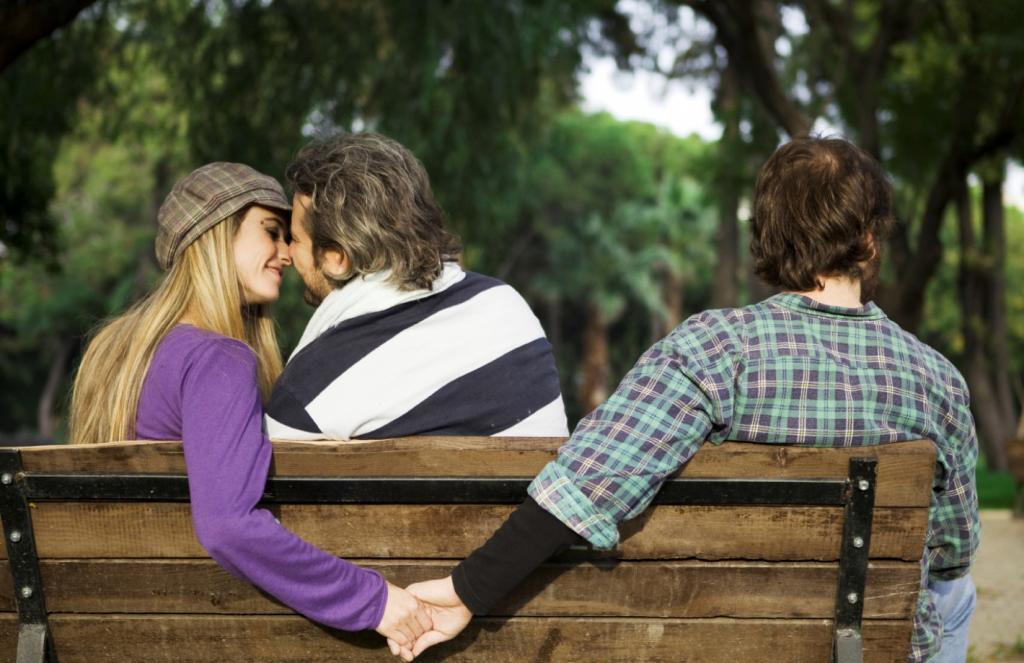 Amigos son los amigos: ¿la mujer de un amigo tiene bigotes?