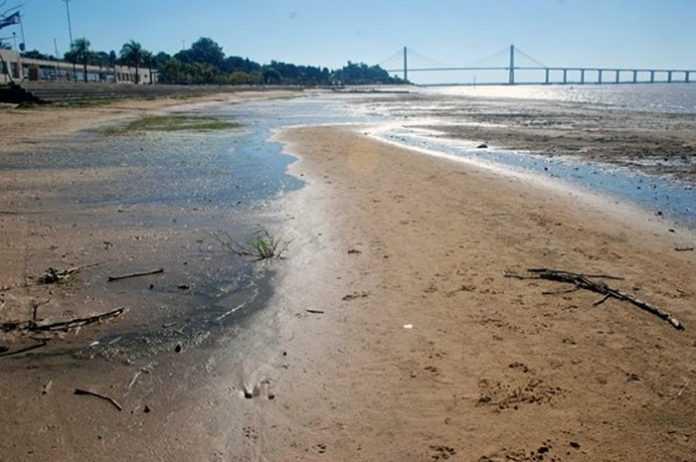 La bajante del Paraná complicaría el abastecimiento de combustible en el caso de un aumento de la demanda