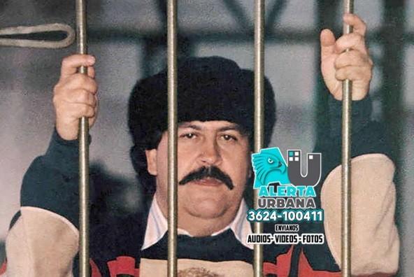Una pared de yeso como muro de seguridad y una patada certera: la increíble fuga de prisión de Pablo Escobar