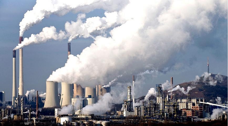 Los países pobres son más vulnerables a la contaminación del cambio climático