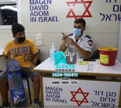 Covid-19: Israel se convierte en el primer país en probar la vacuna oral