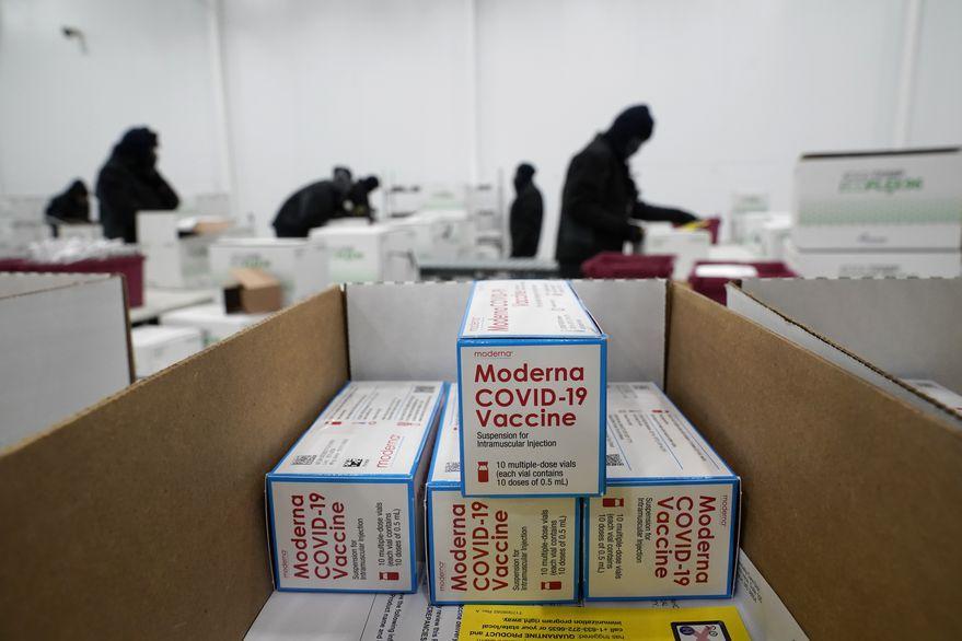 La UE aprueba el uso de la vacuna de Moderna para jóvenes de 12 a 17 años