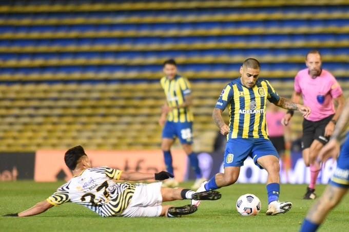 Copa Sudamericana: Central, el único representante argentino