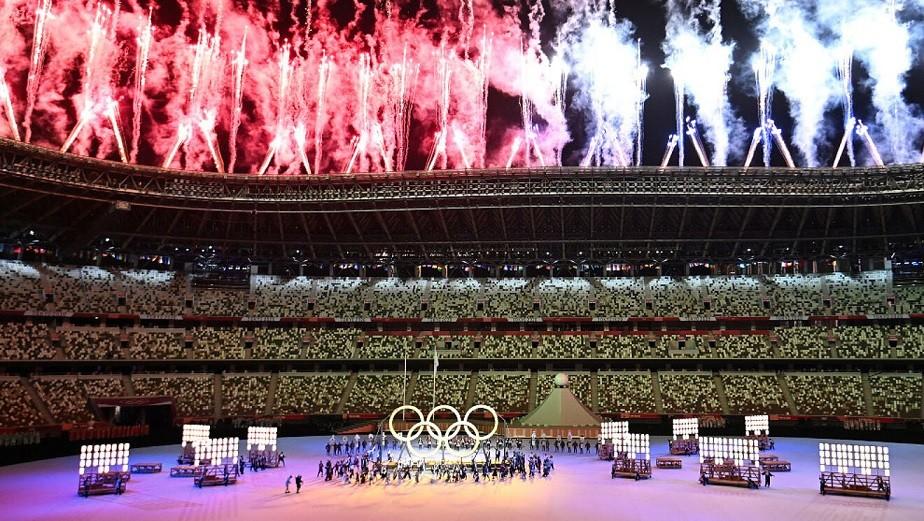 Bajan los nuevos casos de Covid-19 en Tokio el día de la ceremonia inaugural de los Juegos