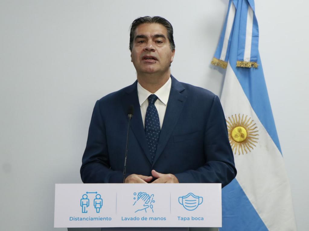 El Gobierno provincial elevará a 10 mil pesos el bono de ANSES para los trabajadores de la salud pública