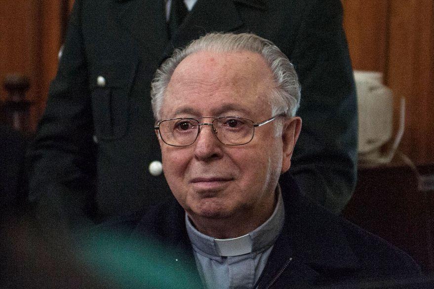 Murió Fernando Karadima