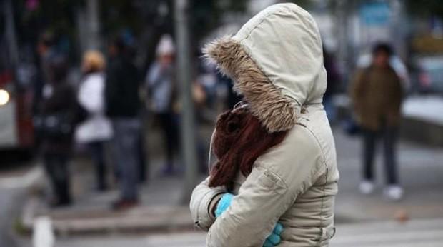 Frío polar desde el martes