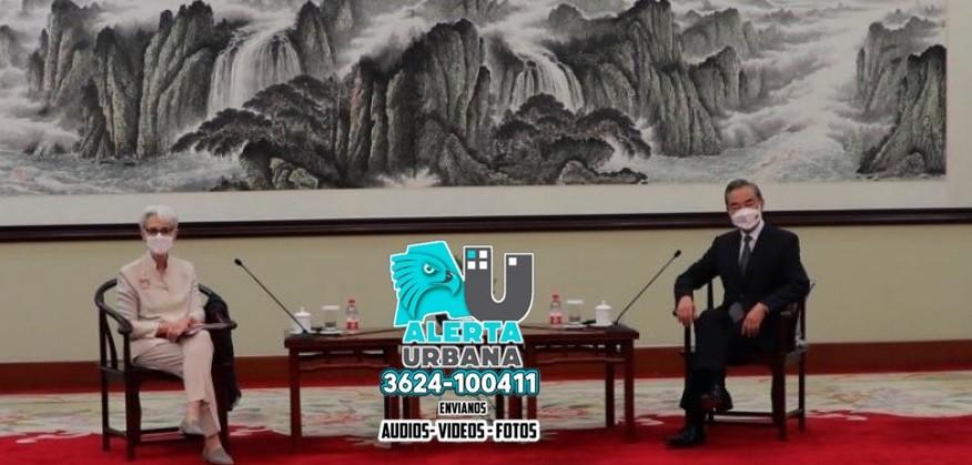 China le pidió a una enviada de Biden que EEUU deje de