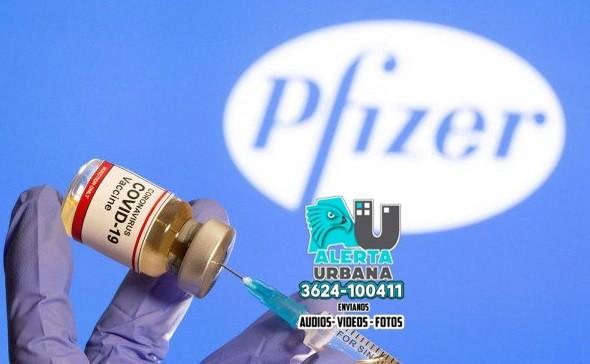 Gobierno firmó acuerdo con Pfizer por 20 millones de vacunas contra el Covid-19
