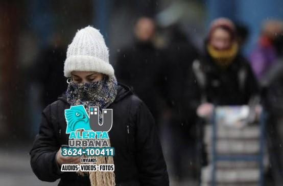 Advierten sobre muy bajas temperaturas en toda la región norte del país