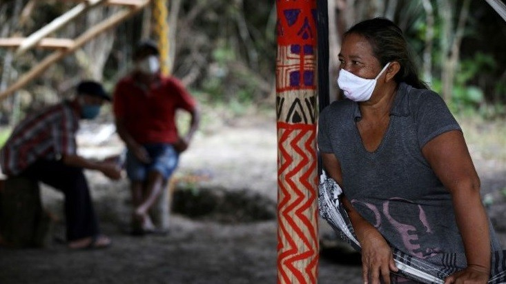 Indígenas en Venezuela reclaman soluciones ante la crisis