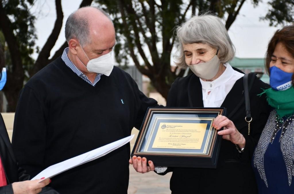 Homenajes por el centenario de localidades chaqueñas