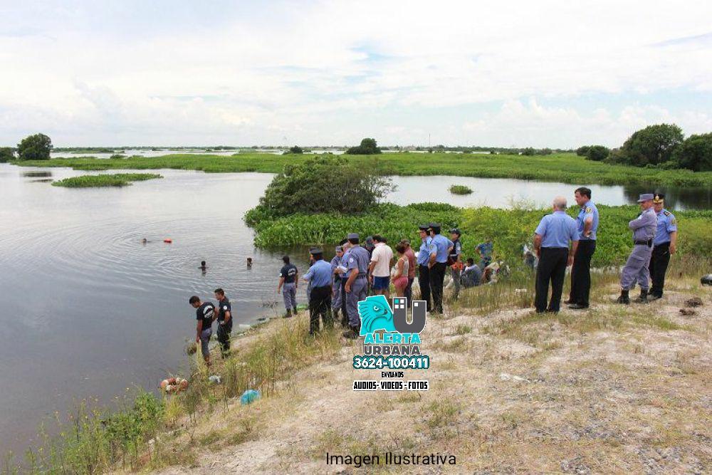 Las Garcitas: falleció ahogado en una represa