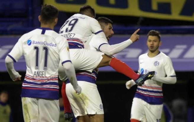 San Lorenzo  venció a los juveniles de Boca por 2 a 0
