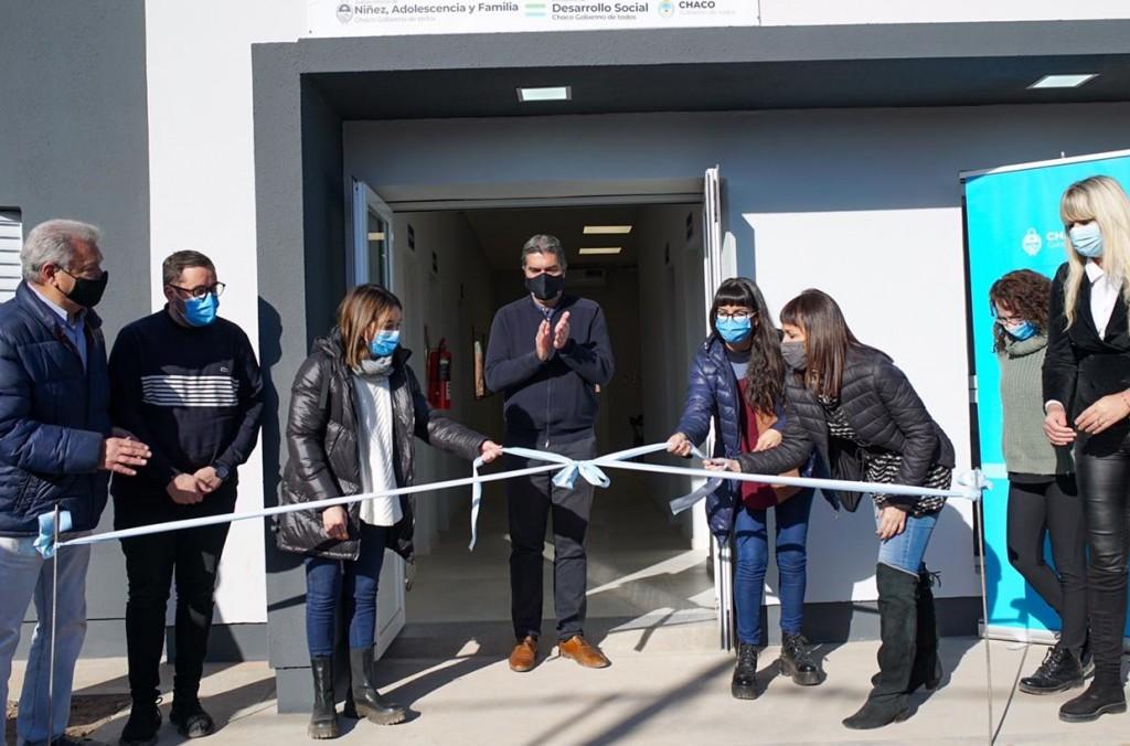 Sáenz Peña: Se inauguró el Centro De Rehabilitación Ambulatorio