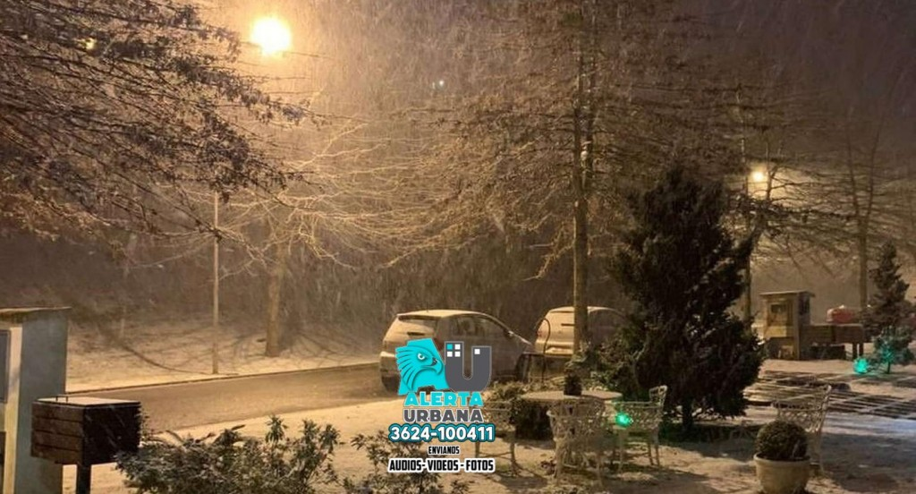 Histórico: nevó en Brasil