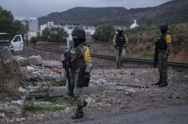 México: Asesinan y desmembran a seis hombres