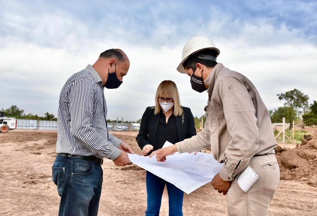 Fontana: Se dio inicio a la obra del nuevo jardín de infante
