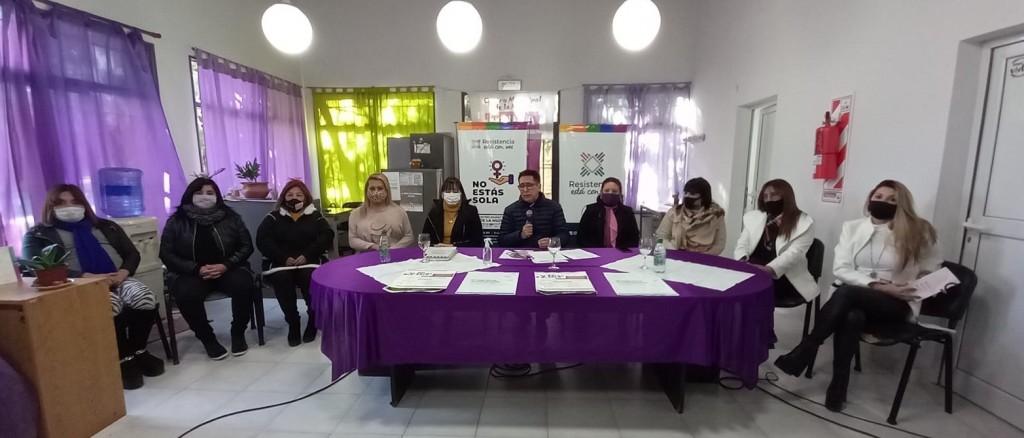 Programas de protección a mujeres y a LGBTIQ+ en situación de violencia por motivos de género
