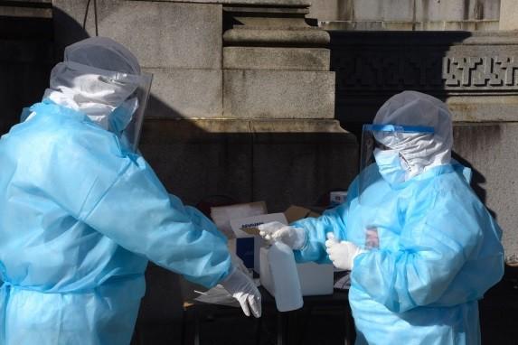 Se notifican otros 519 contagios y siete muertos más en el Chaco