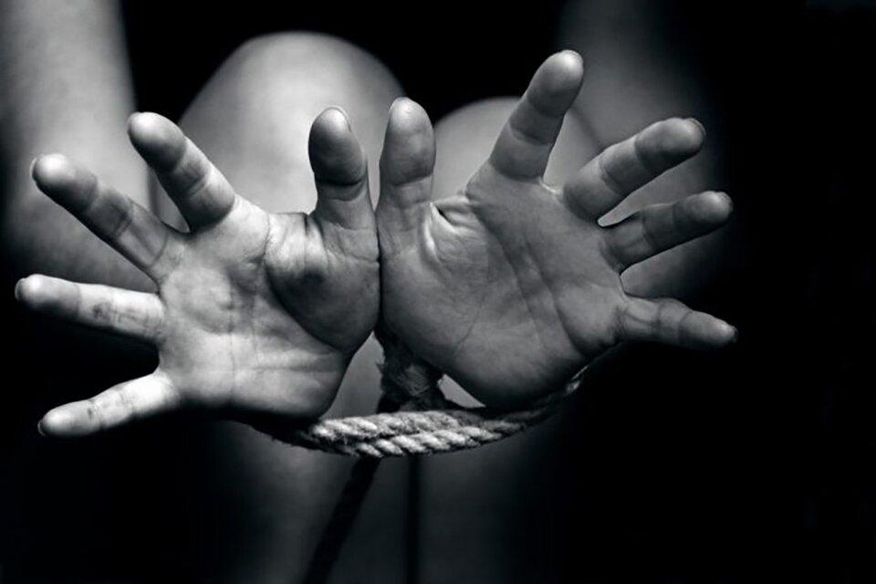 Maratón de palabras contra el tráfico de personas