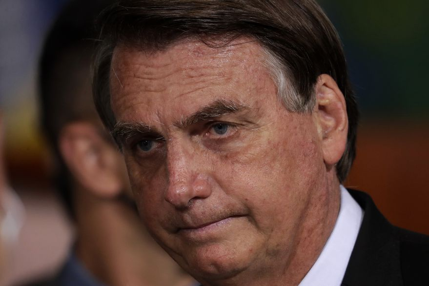 """""""¿No puedo recibirla?"""": la defensa de Bolsonaro tras reunirse con una diputada neonazi alemana"""