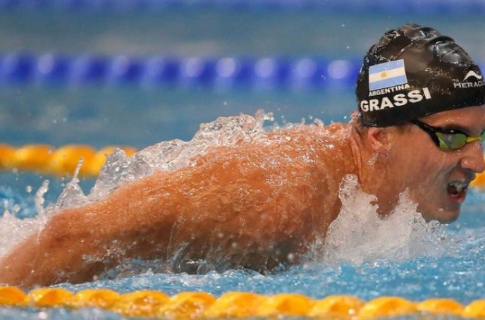 Grassi también se quedó sin clasificación