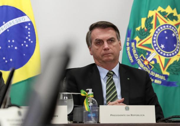 """Bolsonaro: """"Solo un milagro salvará la economía argentina"""""""