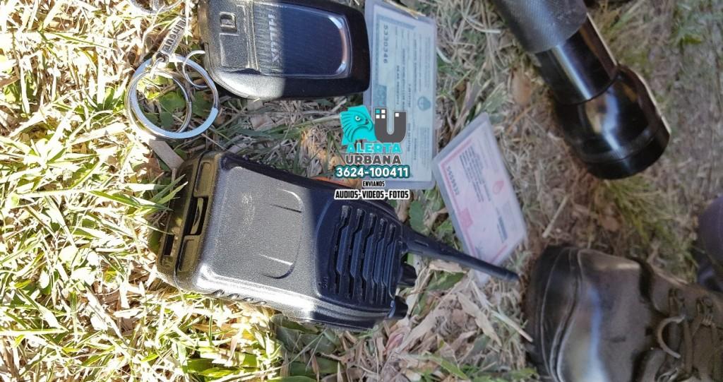 Inhibidores de alarmas: Un tucumano ladrón detenido en Resistencia