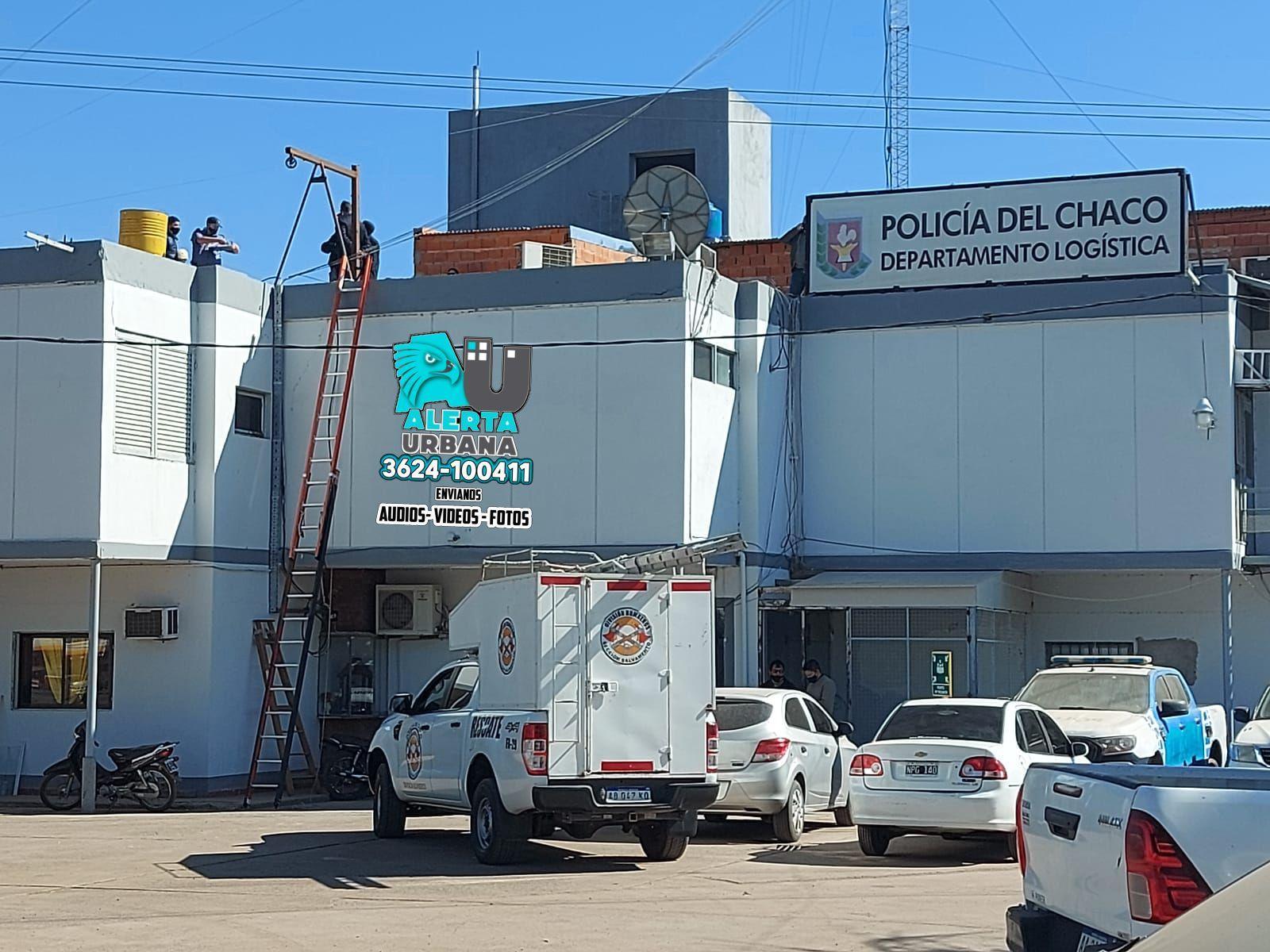 Sábado trágico en la ciudad de Resistencia, muere operario de ECOM